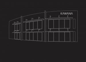 Kawana Building Illustration