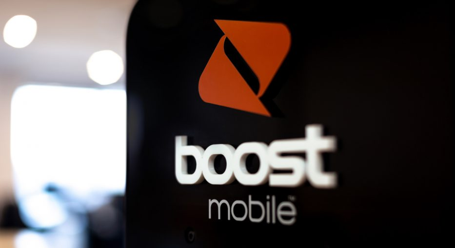 Boost Mobile - Kawana signs