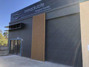 Immackulate Designer Homes - Kawana signs Sunshine Coast